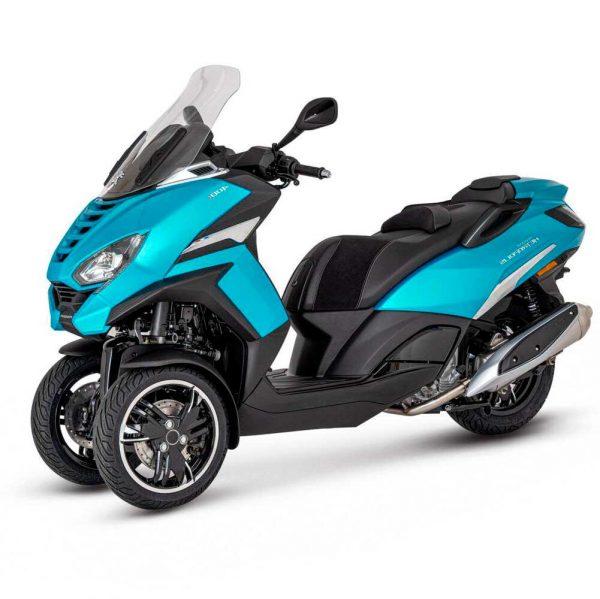 Metropolis Concesionario de motocicletas Peugeot box 34 y taller de motos